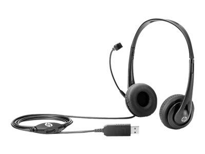 hp t1a67aa achat vente casque audio sur pc21 fr. Black Bedroom Furniture Sets. Home Design Ideas