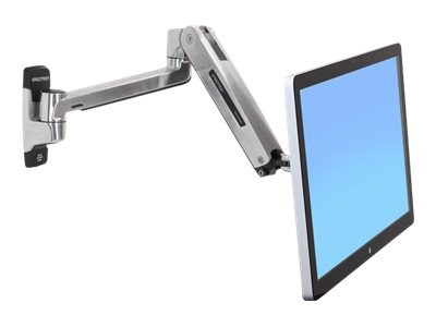 Ergotron Lx Hd Sit Stand Wall Mount Lcd Arm 45 383 026