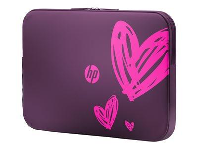 bd51dda7cd HP Valentine Sleeve Housse d'ordinateur portable - 15.6